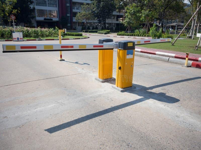 Puerta Barrie fotografía de archivo