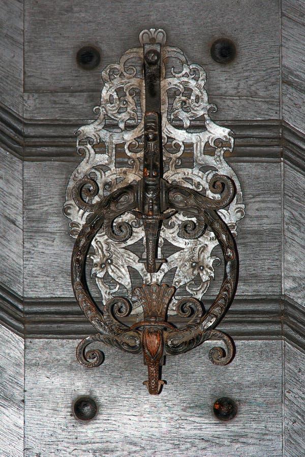 Puerta Bell imágenes de archivo libres de regalías