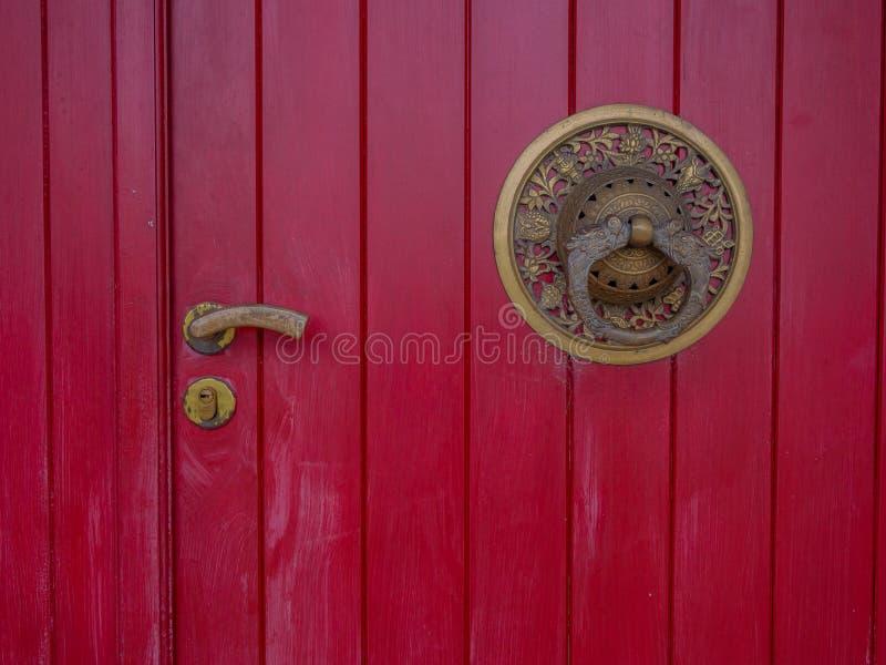 Download Puerta budista foto de archivo. Imagen de monasterio - 64201204