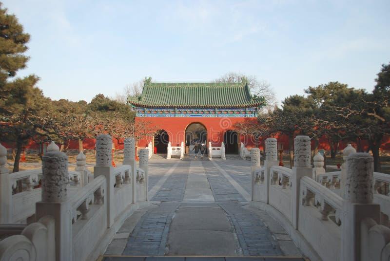 Puerta de ayuno del palacio imágenes de archivo libres de regalías