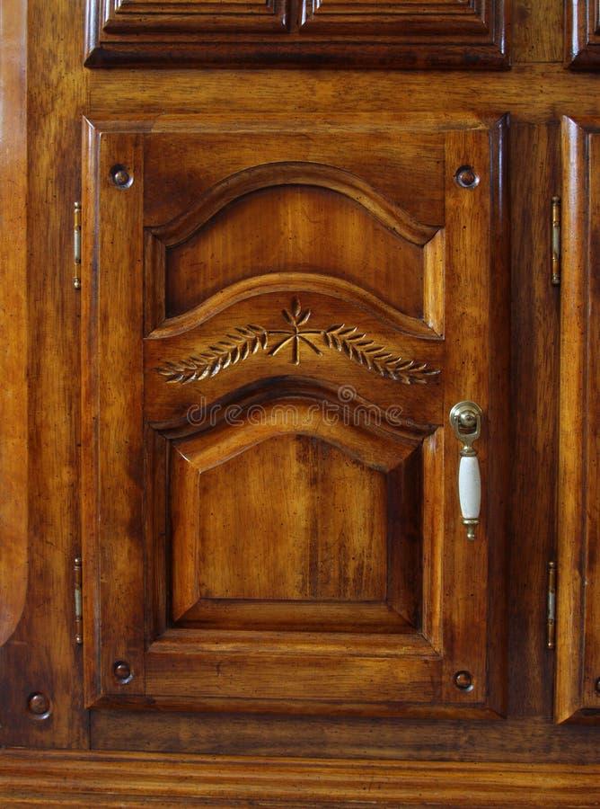 Puerta de cabina imagen de archivo libre de regalías