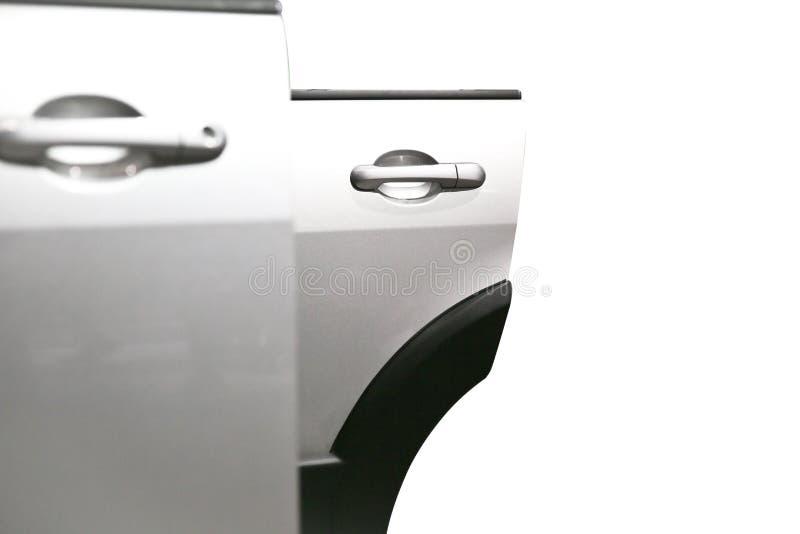 Puerta de coche imagen de archivo libre de regalías