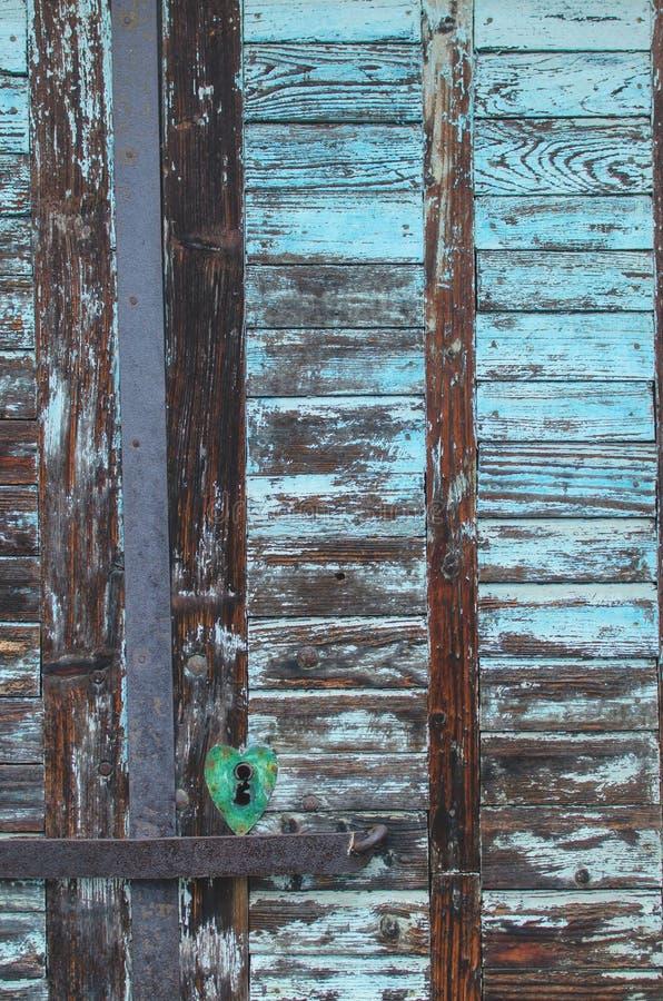 Puerta de la bodega imagen de archivo libre de regalías