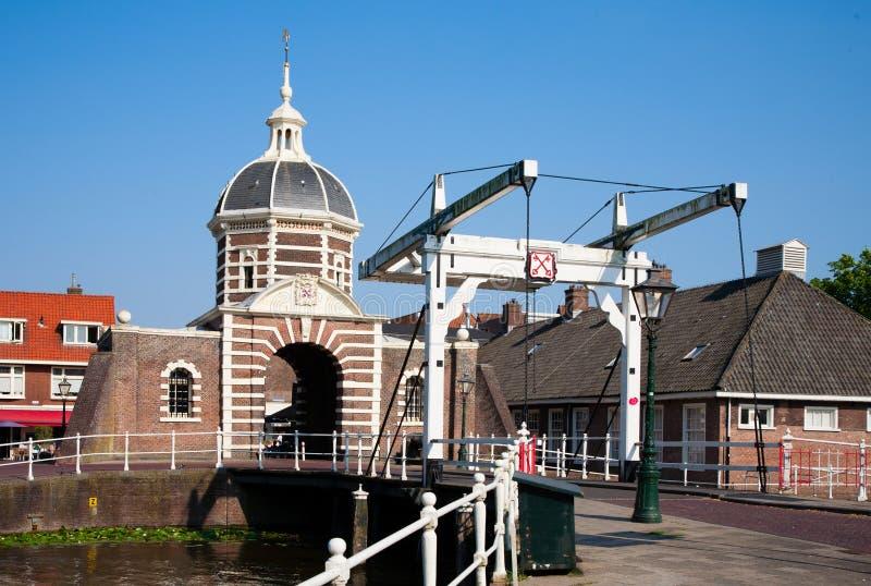 Puerta de la ciudad de Morspoort imagen de archivo libre de regalías