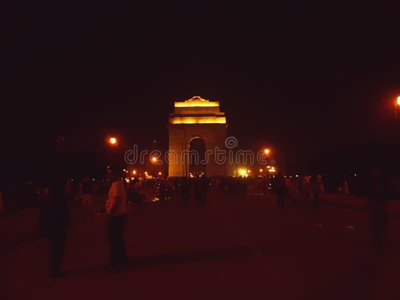 Puerta de la India imagen de archivo