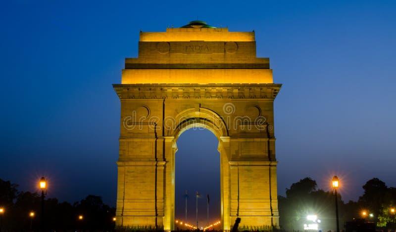 Puerta de la India fotografía de archivo libre de regalías