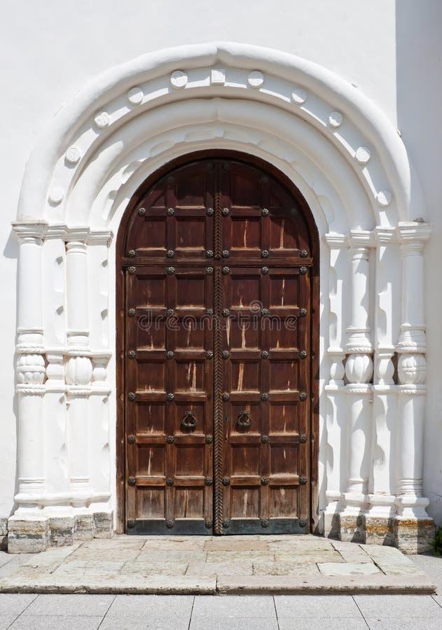 Puerta de la vendimia imágenes de archivo libres de regalías