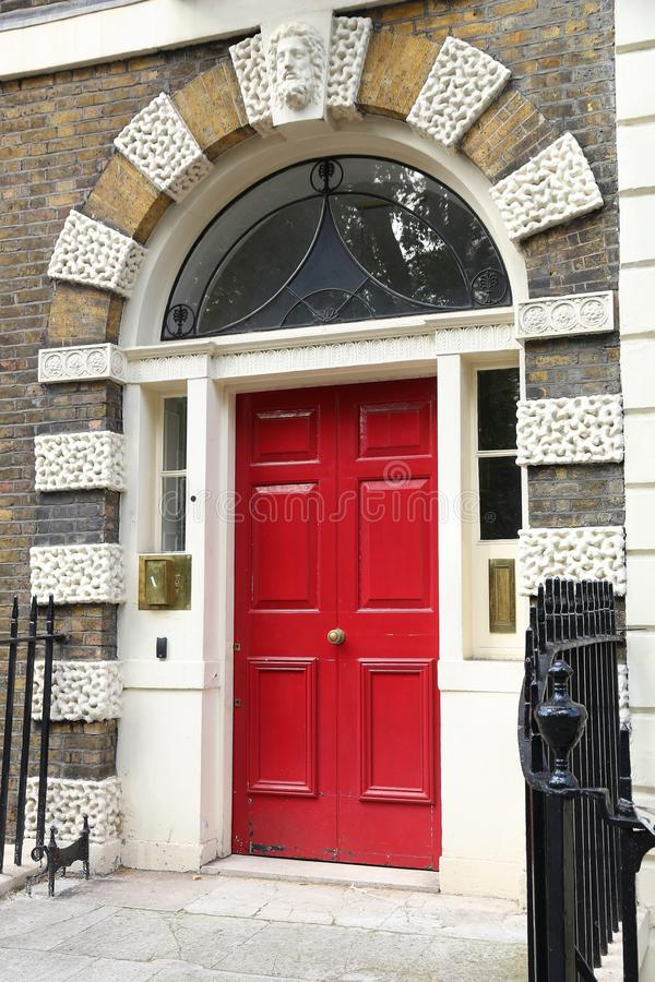 Puerta de Londres imagen de archivo libre de regalías