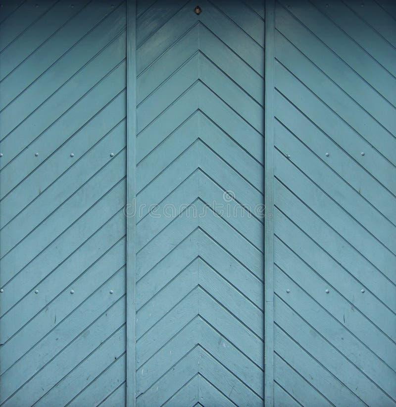 Puerta de madera de la textura fotografía de archivo