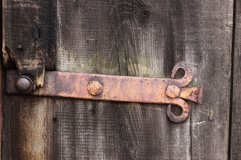 Puerta de Ornated imagen de archivo libre de regalías