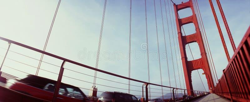 Puerta de oro - San Francisco imagenes de archivo