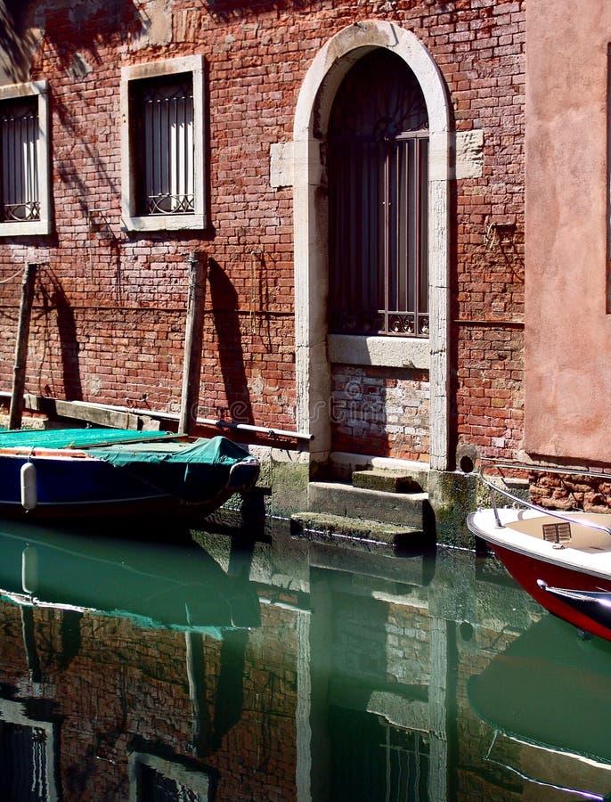Puerta de Venecia fotos de archivo