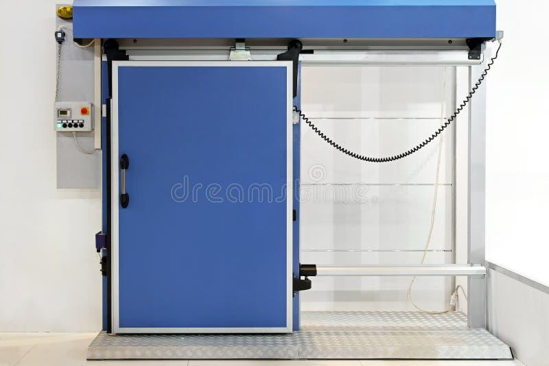 Puerta del chaquetón fotos de archivo libres de regalías