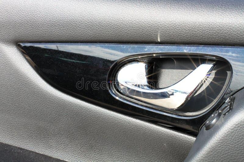 Puerta del coche imágenes de archivo libres de regalías