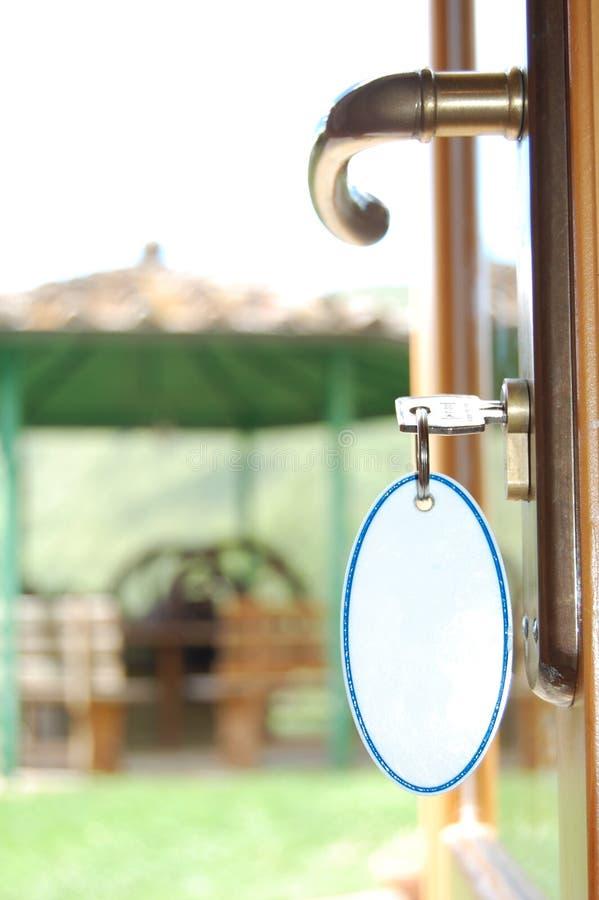 Puerta del cortijo imágenes de archivo libres de regalías