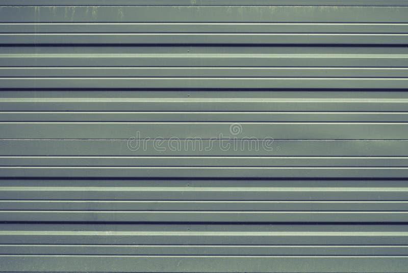 Puerta del garaje imagenes de archivo