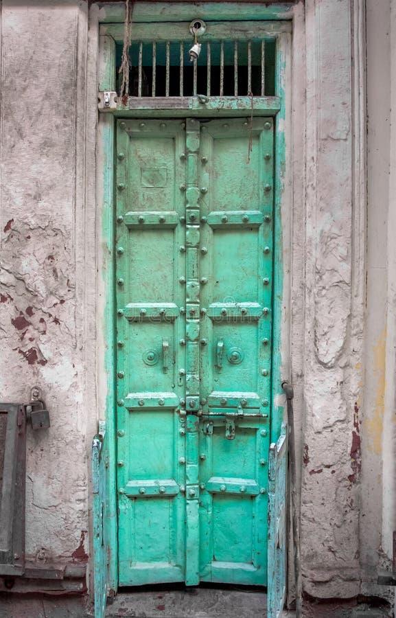 Puerta del indio del vintage fotografía de archivo