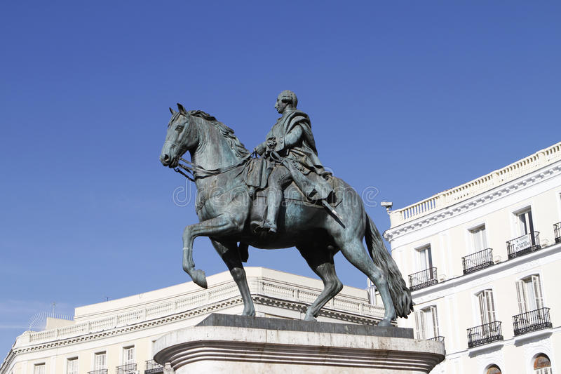 Download Puerta Del Sol Stock Image - Image: 23853541