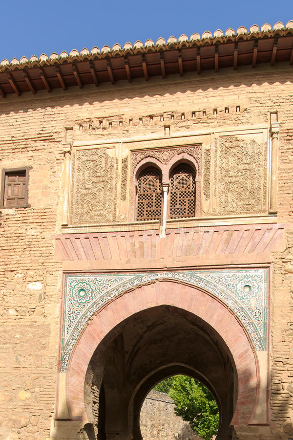 Puerta del vino stock photography
