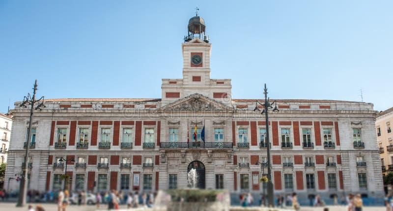 Puerta Del Zol obrazy royalty free