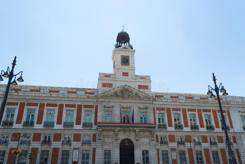 Puerta Del Zol obraz royalty free