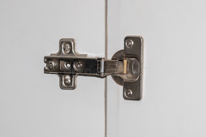 Puerta Hing imagen de archivo libre de regalías