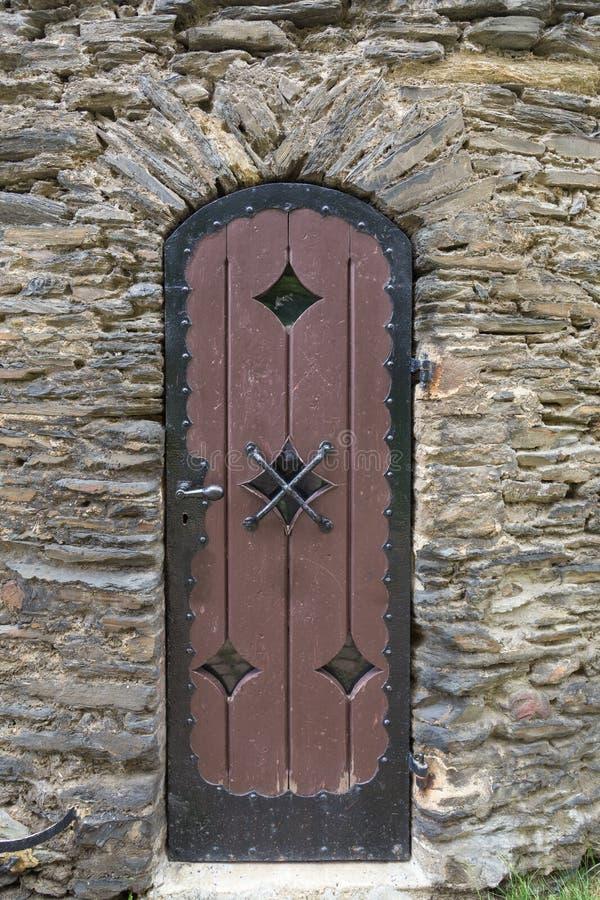 Download Puerta Medieval A La Torre, Burgruine Elsterberg, Freistaat Sajonia Foto de archivo - Imagen de señal, fortalecimiento: 42439268