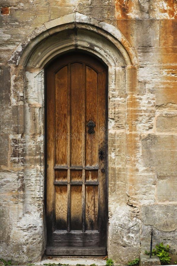 Puerta secreta imágenes de archivo libres de regalías