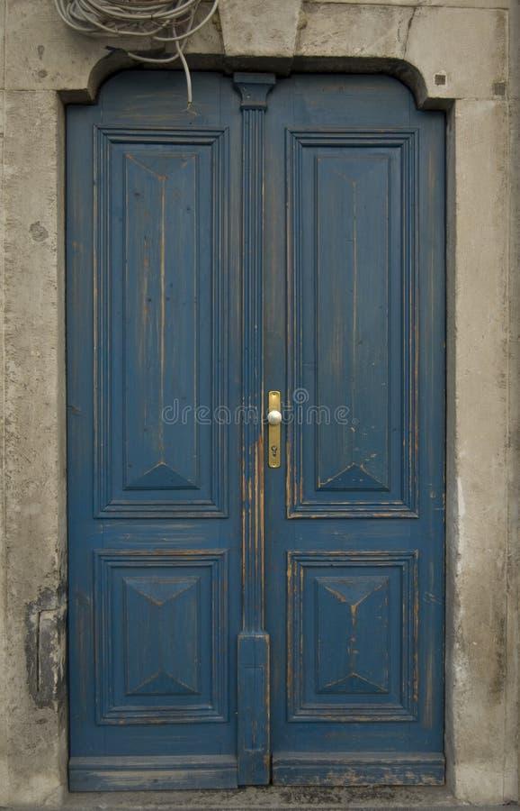 Puertas viejas fotos de archivo