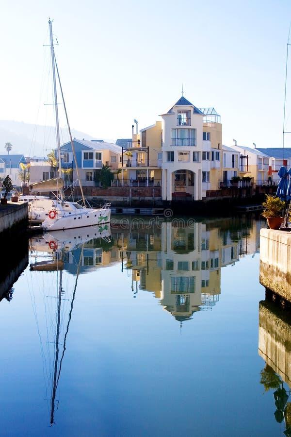 Puerto #13 foto de archivo