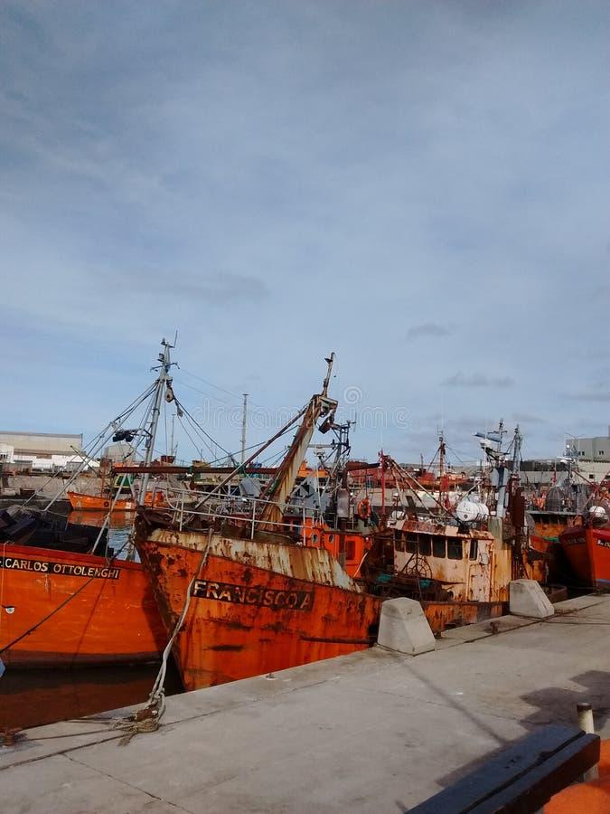 puerto στοκ φωτογραφία
