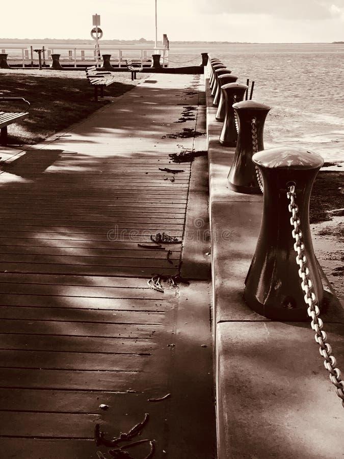 Puerto Albert, Victoria, Australia fotos de archivo