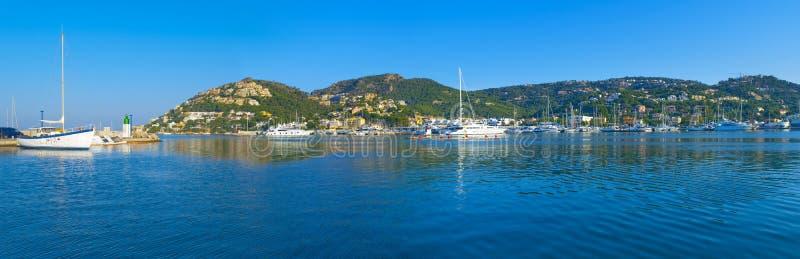 Puerto Andratx, Mallorca stockfoto