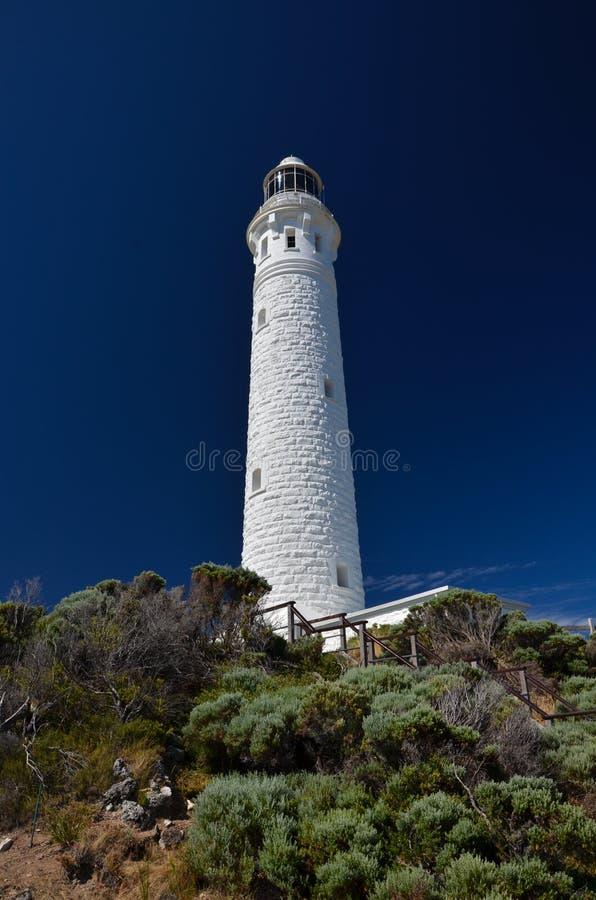 Puerto Augusta Lighthouse imagen de archivo libre de regalías