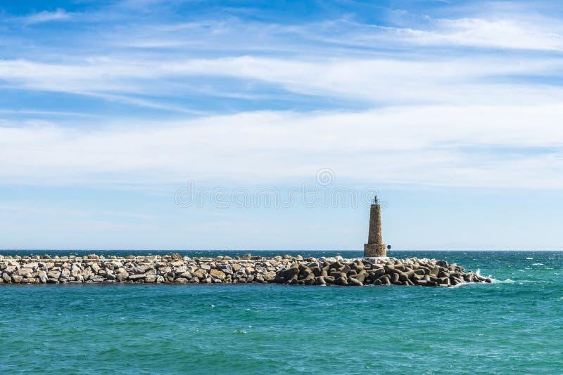 Puerto Banus, Marbella, Spain stock photography