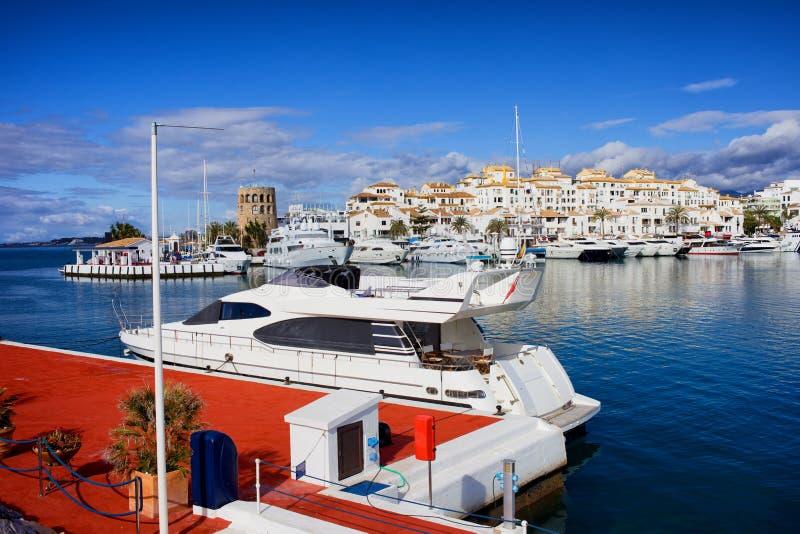 Download Puerto Banus Marina In Spain Stock Image - Image: 30402199