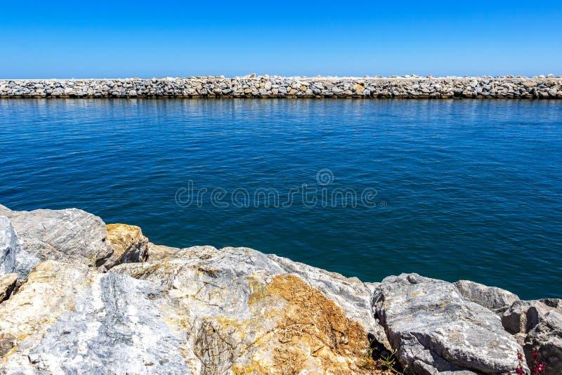 Puerto Banus, Nueva Andalusia, Marbella, Spagna fotografia stock