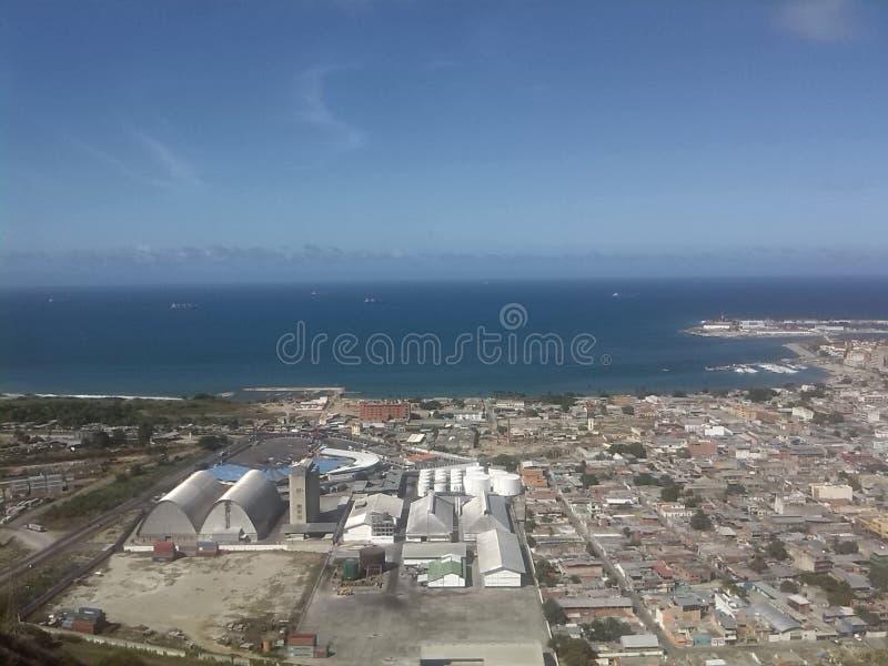 Puerto Cabello Venezuela arkivfoto