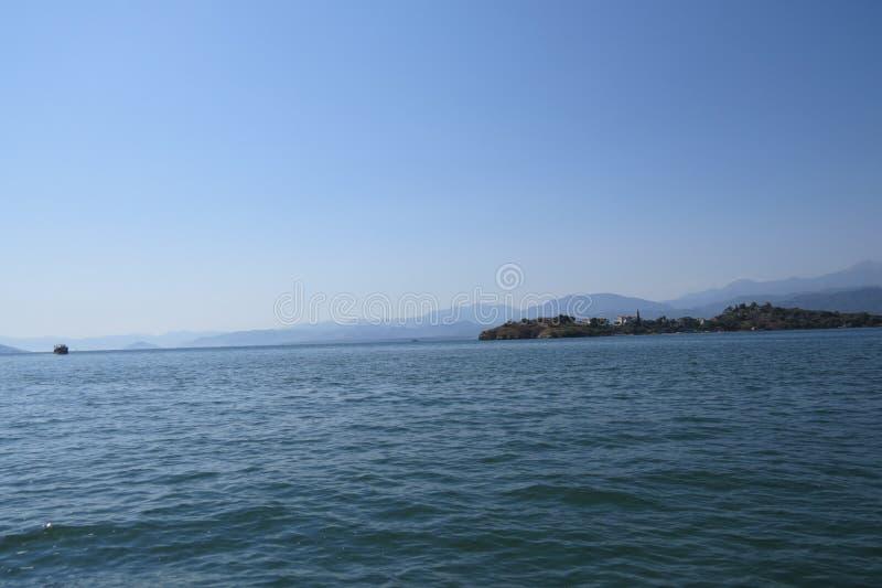 Puerto de Fethiye fotografía de archivo