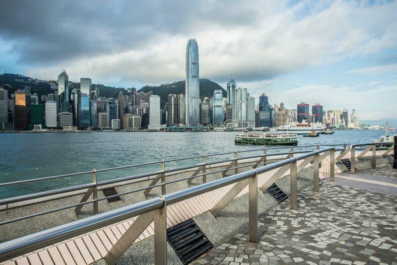 Download Puerto De Hong-Kong Victoria Foto editorial - Imagen de hong, china: 42431651