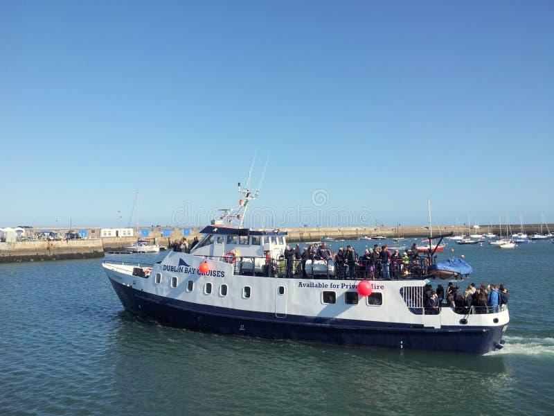 Puerto de Howth fotografía de archivo