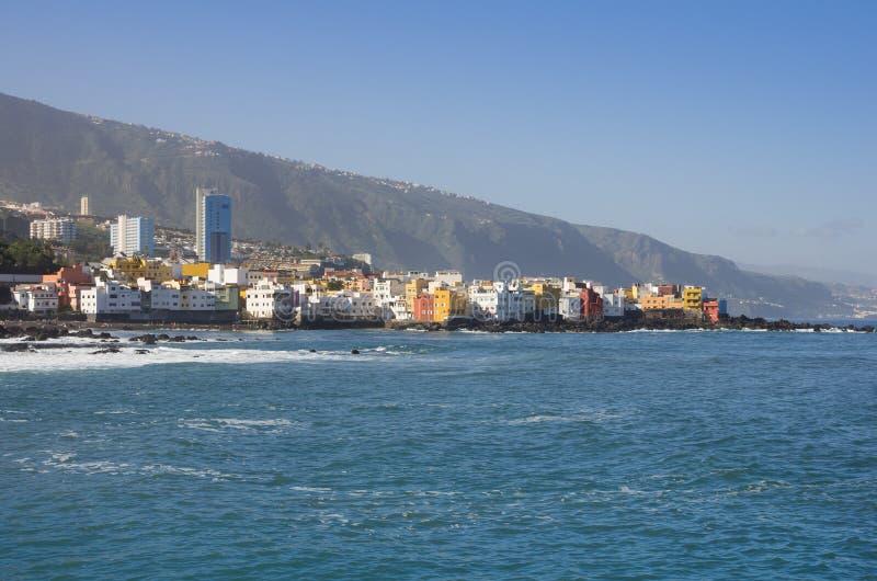 Puerto De La Cruz 库存照片