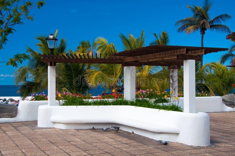 Puerto De Los angeles Cruz fotografia stock