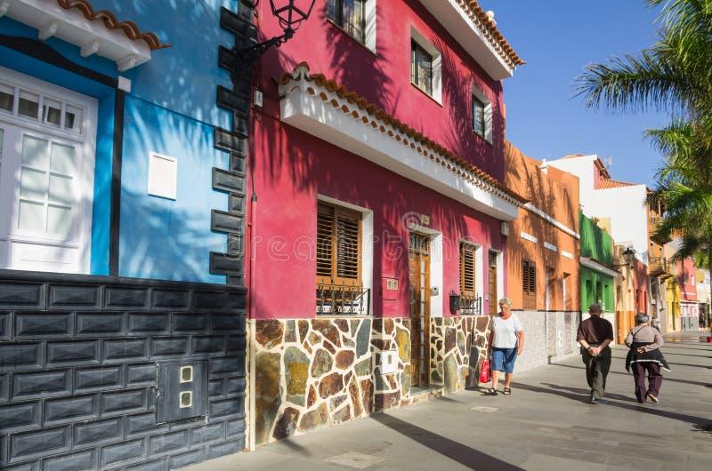 Puerto De Los Angeles Cruz obrazy royalty free