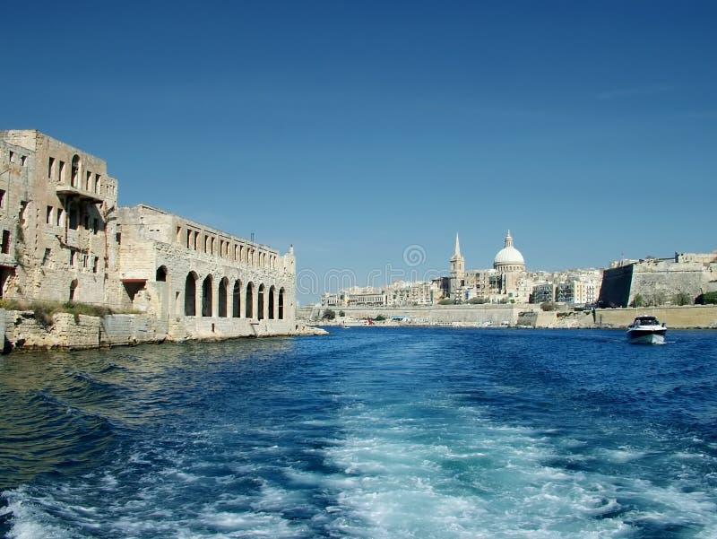 Puerto de Maramxett imágenes de archivo libres de regalías