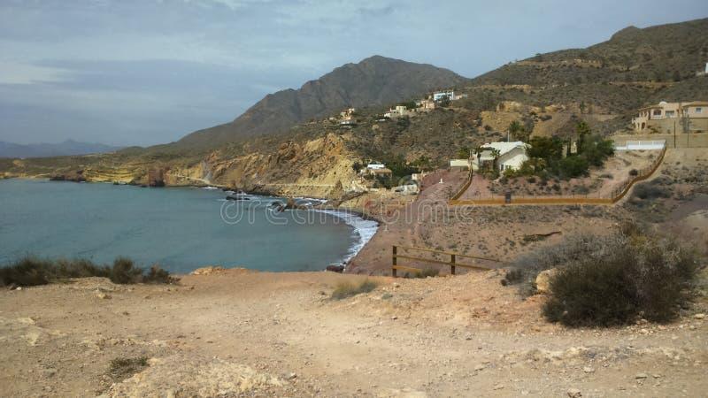 Puerto De mazzaron 免版税库存图片