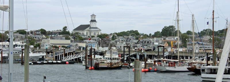 Puerto de Pronvincetown imágenes de archivo libres de regalías