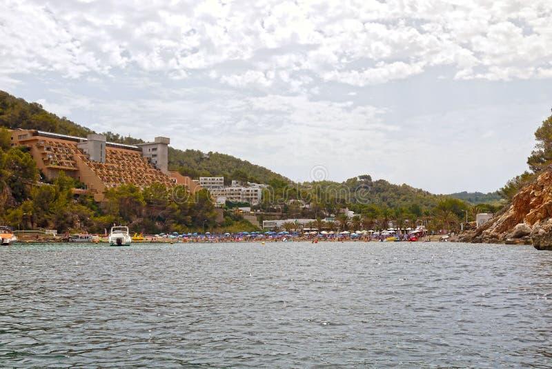 Puerto de San Miguel, Ibiza españa imágenes de archivo libres de regalías