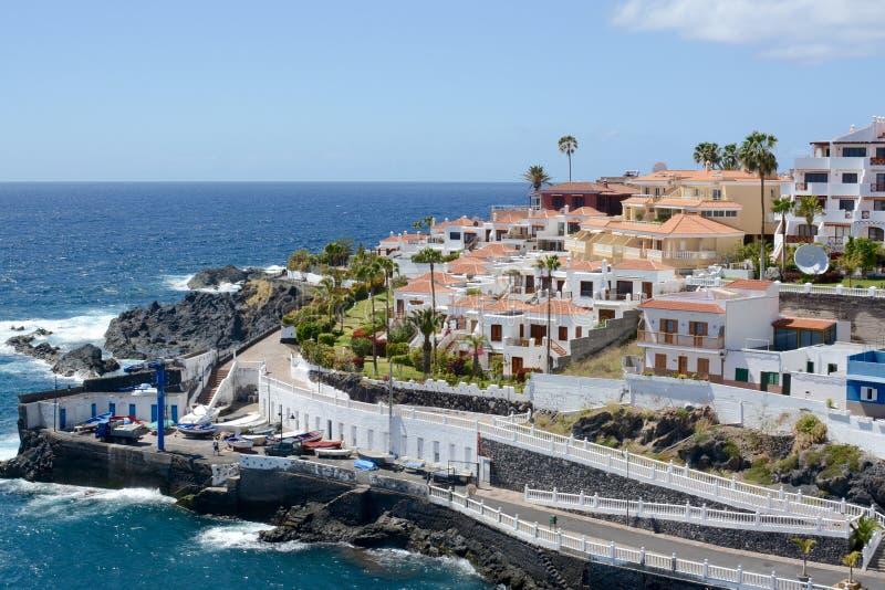 Puerto de Santiago fotos de stock royalty free