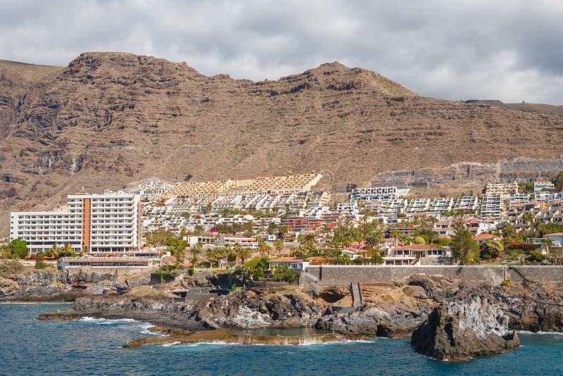 Puerto de Santiago. Tenerife Island, Spain